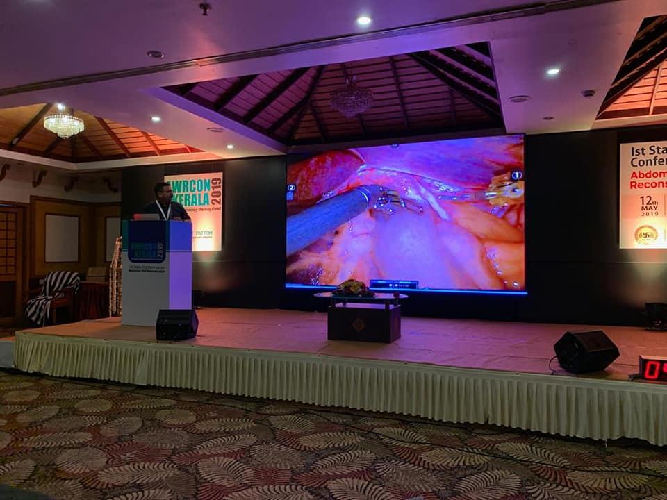 Dr Vivek in Talk
