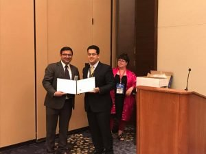American College of Surgery International Scholar Award, USA6